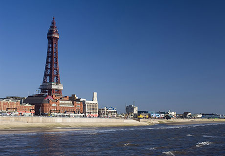 Blackpool Tower - Image provided by photo everywhere